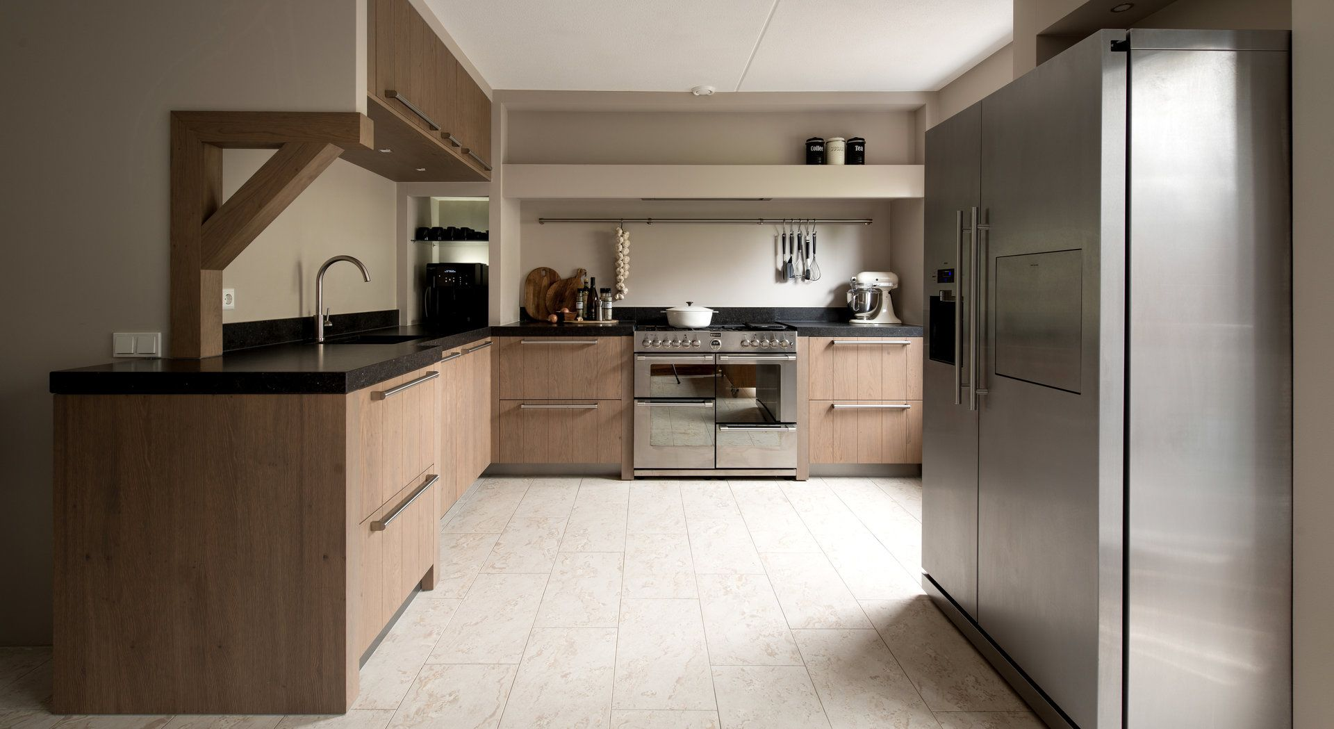 Eetkamer Keuken Open : Tips voor een landelijke keuken verhuisadvies