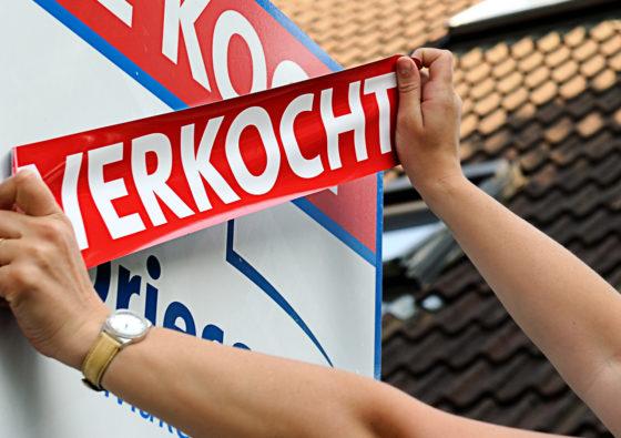 NVM: 'Verkooptijd van huizen is sinds 2000 niet zo kort geweest'