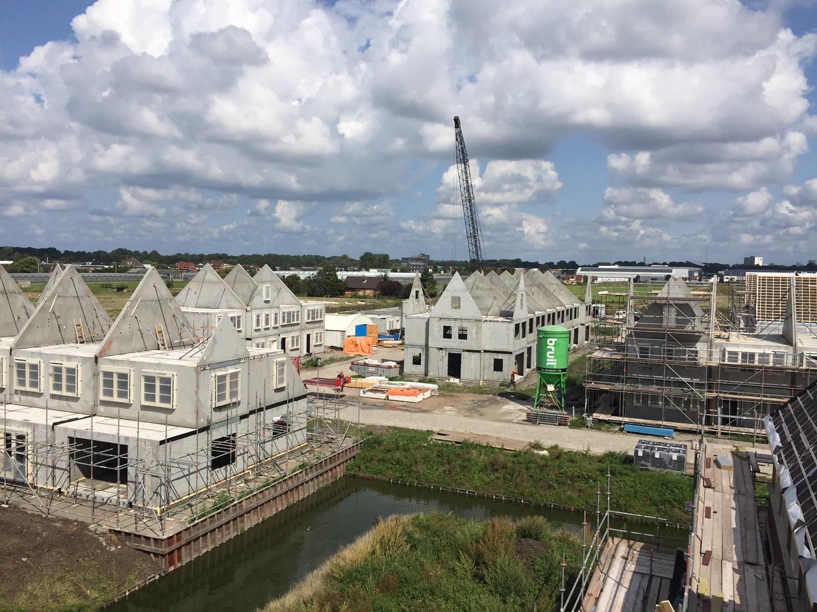 'Woningbouw blijft nog jaren in de knel'