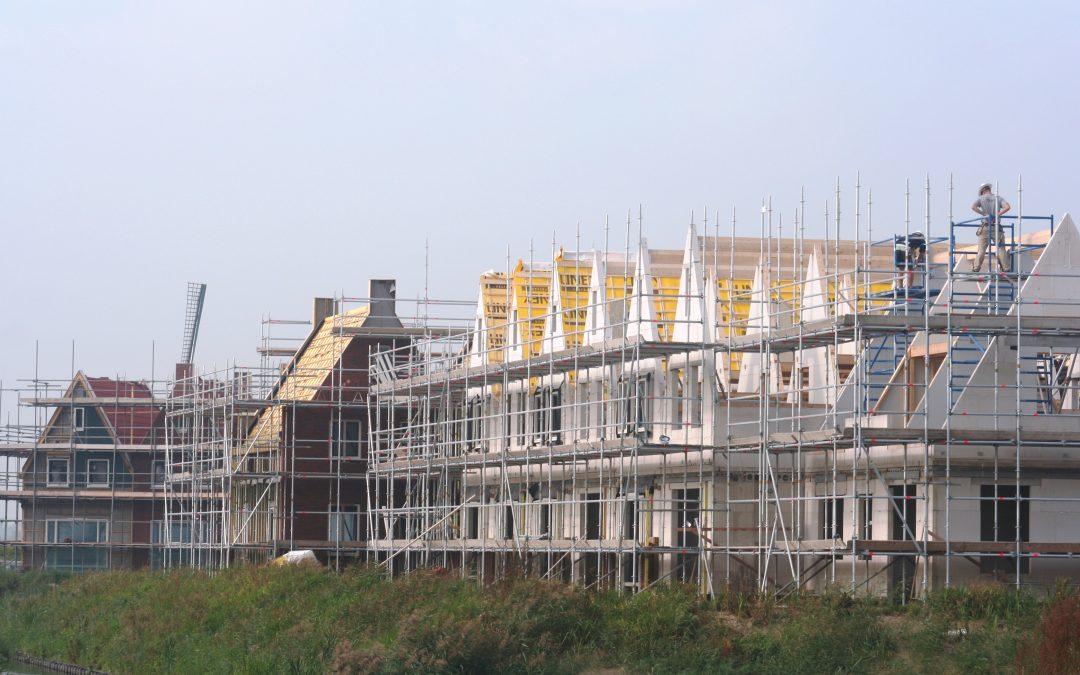 Makelaars vinden dat er snel meer woningen bijgebouwd moeten worden