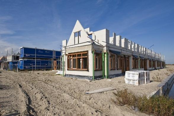 Aannemers: 'Kabinetsdoel miljoen nieuwe woningen niet haalbaar'