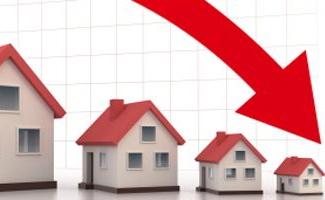 Huizenprijzen dalen in een op de vijf gemeenten