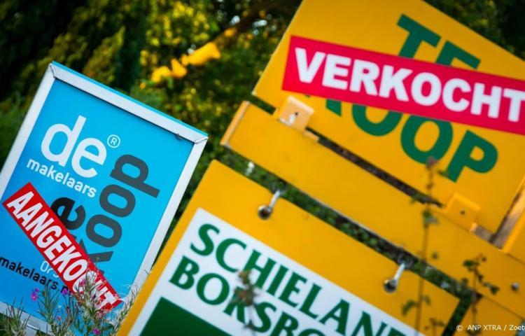 Nederlandse hypotheek markt krimpt stevig in eerste kwartaal